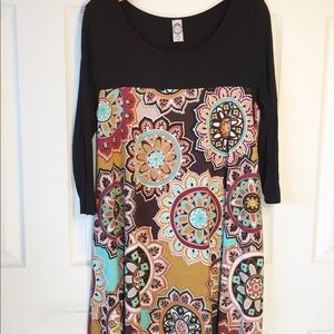 HoneyMe tunic dress